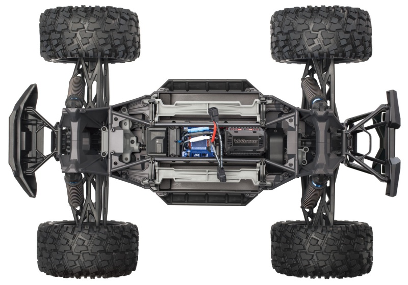 Automodel Traxxas T-MAXX 1:5 Brushless 8s